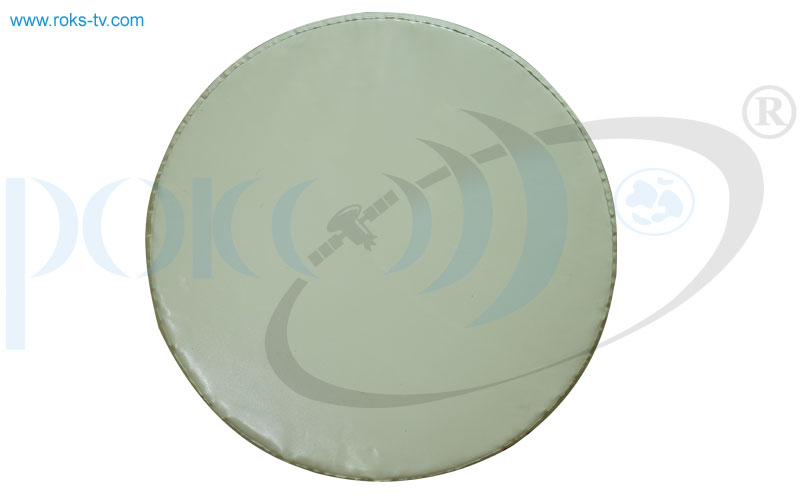 Double reflector link antenna 0.6m canvas
