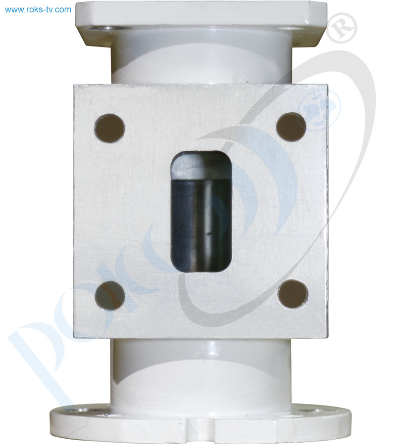 Orthomode transducer   out h pol