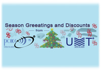 Thumb season greeatings and discounts from roks and umt
