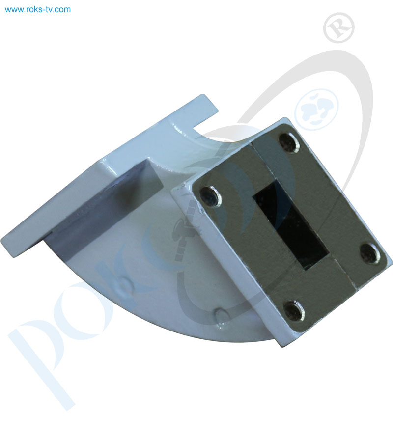 Wr 75 waveguide smooth bend h plane