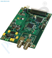 Thumb receiver board dvb ss2 fta