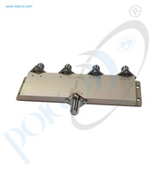 Thumb 4 way passive rf divider f type roks
