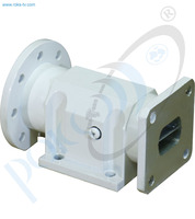 Thumb orthomode transducer